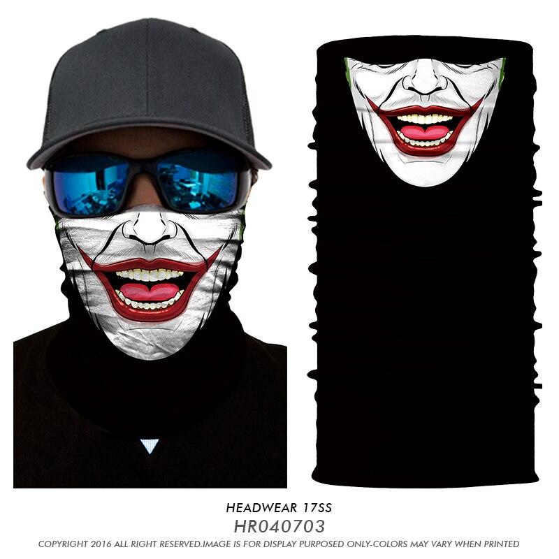 maschera da sci bocca