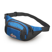 2017 Men Sports Gym Running Bags Women Waist Packs Cell Phone Belt Wallet Unisex Outdoor Waterproof