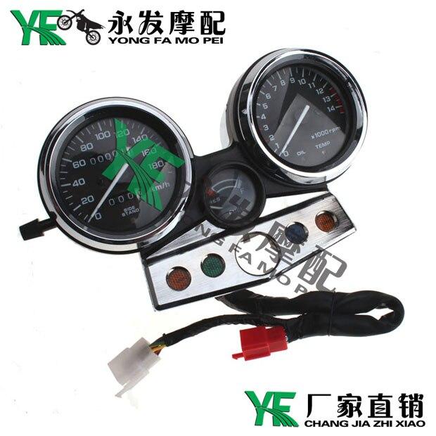 motorcycle speedometer for honda cb400 cb 400 1995 1996 1997 1998 year motorcycle tachometer compteur moto speedometer