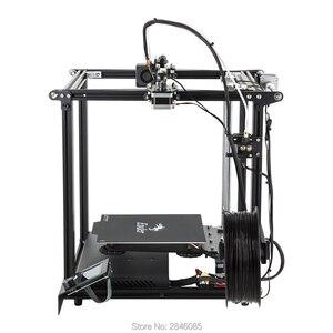 Image 4 - CREALITY 3D מדפסת Ender 5 עם לנדי יציב כוח, V1.1.3 mainboard, מגנטי לבנות צלחת, כיבוי לחדש הדפסת מסכות
