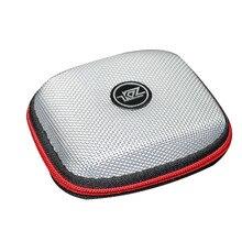 100% New Arrival Original KZ High End Earphone Accessories Earphone Case Bag Portable Storage Case Bag Box Earphone Accessories