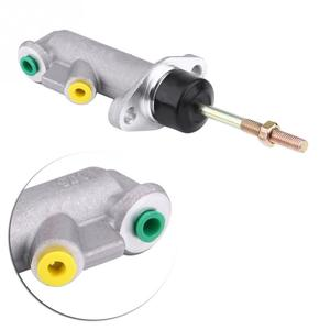 Image 4 - Hamulec ręczny ze stopu aluminium pompa główny Cylinder sprzęgła hamulca samochodowego 0.7 otwór zdalny do hydraulicznej pompy hamulca ręcznego Hydro