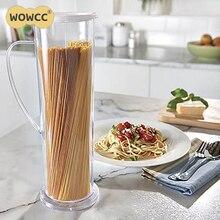 WOWCC кухонные инструменты Экспресс повара спагетти паста производитель поварской трубки контейнер быстро легко поварить кухонные аксессуары
