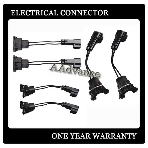 online buy whole engine wiring harness from engine ls2 l92 fuel injector ev1 engine wire harness to ev6 male plastic connectors