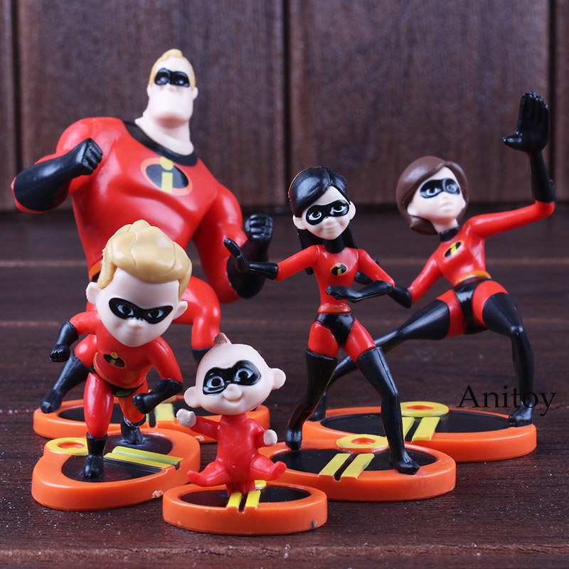 Incredibles 2 Pack High 16 GB Speed USB Swivel Flash Drive {Black}