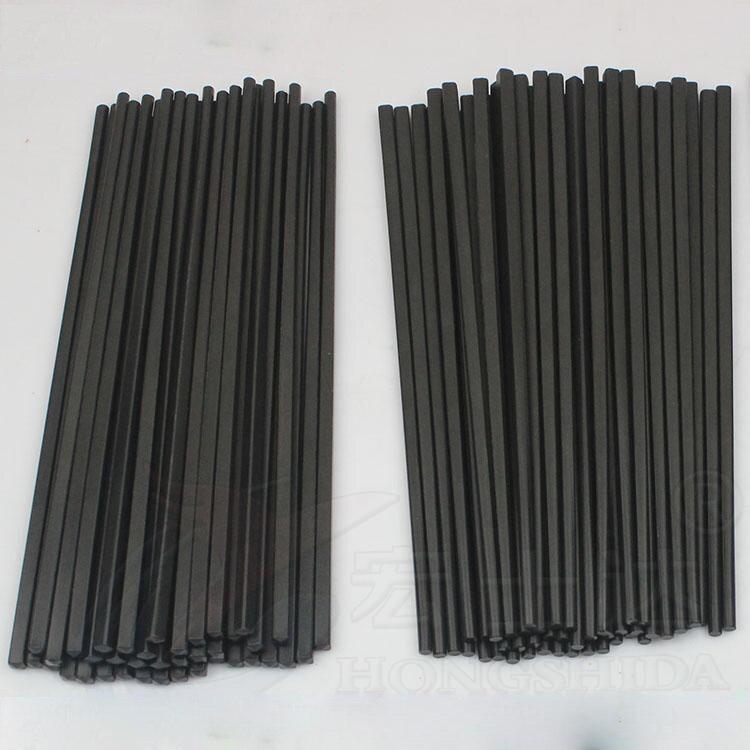 Wholesale100 pairs/ロット23.5センチスクラブ黒homeuse中国/韓国レストランディナー箸黒メラミン箸HH16272  グループ上の ホーム&ガーデン からの 箸 の中 1