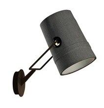Modern Diesel x Foscarini Fork Wall Lights Bedroom Lamp Designs Cloth Light Fixtures For Restaurants Nordic Luminaire 110v 220v