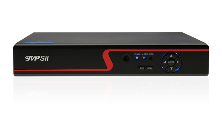 Red Panel Hi3536C 5mp XMeye Audio H.265+ 32CH 32 Channel one SATA IP Onvif  WIFI CCTV NVR  picture 1