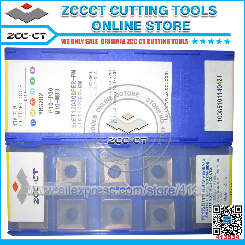 Free Shipping ZCCCT cutting tool carbide milling inserts and tool parts 1 pack free shipping zccct cutting tools cnc turning tool inserts and tool holder 1 pack