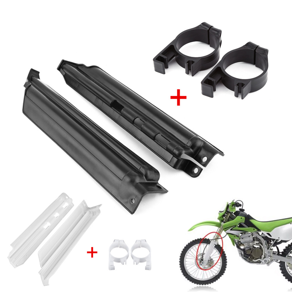 1 Pair Front Fork Guard Protector Guards Front fork guard