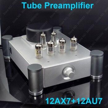 PREAMPLIFICADOR DE TUBO preamplificador refiérase Wada, circuito clásico de Shigeho 12AX7 ECC83 + 12AU7 ECC82 mejorado de Marantz 7 para Audio Hi-Fi
