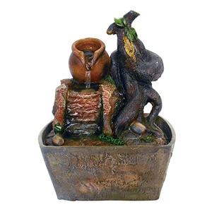 Piękne kreatywne kryty wody dekoracyjne fontanny rzemiosło prezenty biuro dekoracji wnętrz