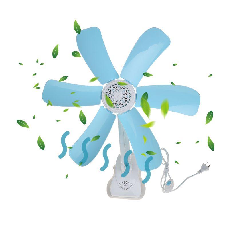 Kleine Klimaanlage Geräte Fans Kenntnisreich Ruhig 5 Blätter Elektrische Clip Fan Breezer Kühler Kinderwagen Fans Elektrische Fan Multifunktions Wand Hängen Tabelle Ordner Fan Stabile Konstruktion