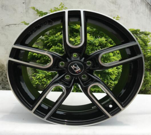 Us 10800 New 18 Inch 18x85 5x112 5x1143 Car Aluminum Alloy Wheel Rims Fit For Audi Volkswagen Polo Passat In Wheels From Automobiles