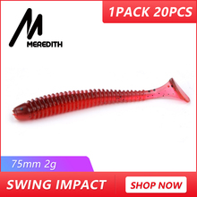 Swimbait MEREDITH Bass Soft