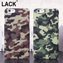 LACK Top Quality Retro Cool Fashion Army Camouflage Fundas Case For iPhone 6 6S Plus Ultra Thin Cover For iPhone 6S Phone Cases