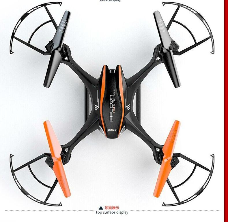 RC Drone FPV helikopter kamere UDI U818S U842 z HD kamero video - Radijsko vodene igrače