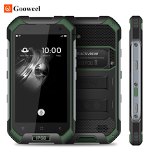"Orijinal blackview bv6000s smartphone 4g su geçirmez ip68 4.7 ""HD MT6737 Quad Core Android 6.0 cep Telefonu 2 GB + 16 GB 13MP"