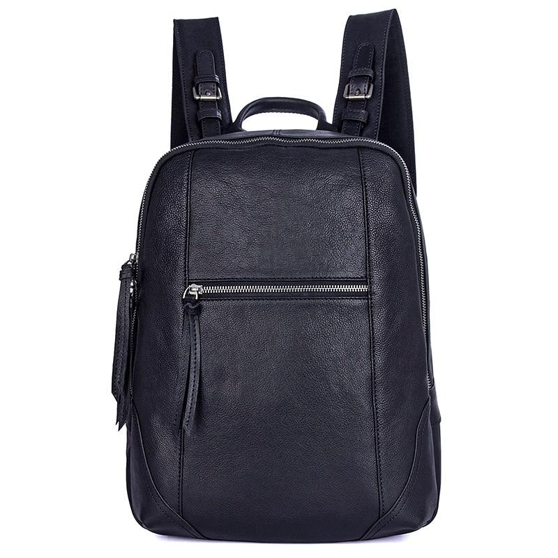 JMD Men Women Backpack School Bag for Teenagers College Waterproof Leather Travel Bag 15.6 inch Laptop Back packs Bolsas Mochila стоимость
