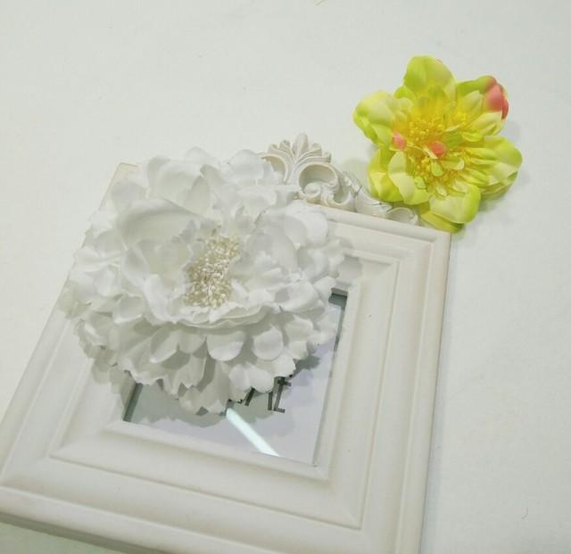 Flower Hair Clips