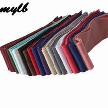 Mylb 780 см высокая стрейч полиэстер тонкая простая трикотажная ткань для DIY кромка манжеты воротник футболки бейсбольная форма