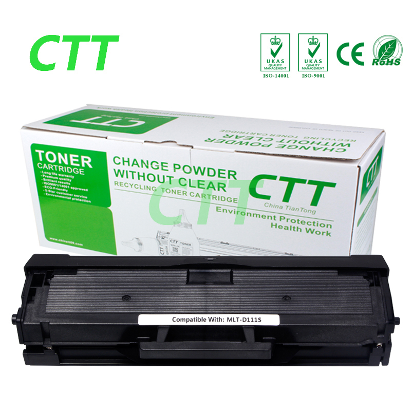 Compatible samsung mlt d111s black toner cartridge for xpress m2020 m2020w m2022 m2021 m2070 m2070fw m2071fh mlt d111s reset chip for samsung m2020 m2020w m2022 m2022w m2070 refill printer toner cartridge chip resetter exp version