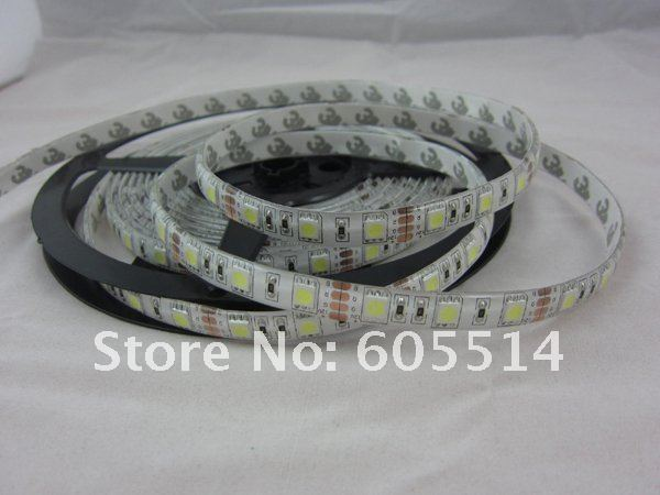 [Seven Neon]Free shipping 95meters IP65 waterproof 5050 60leds/M led smd strip for Philippe