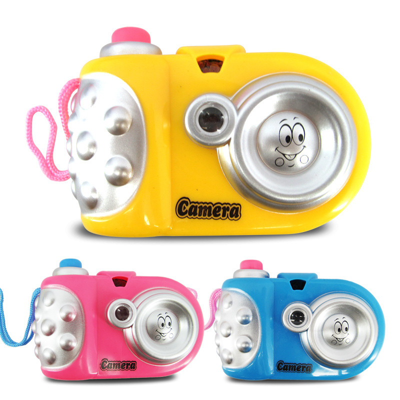 2016 New Baby Study Toy Kids Projection Camera Educational Toys For Children Kids Toys Gifts Camaras Fotograficas Juguete