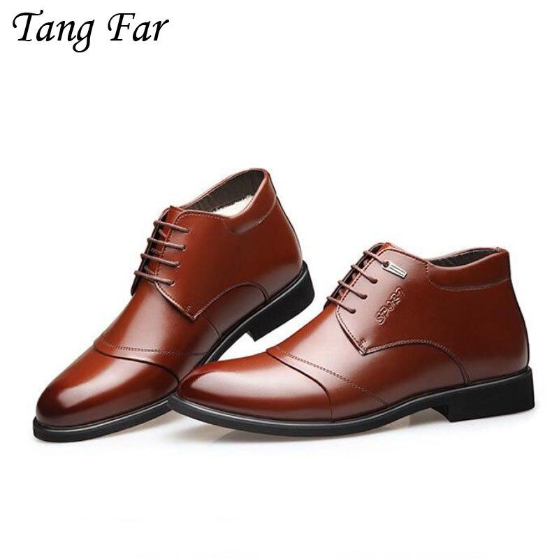 Großhandel High End Qualität Schwarzes Kleid Business Schuhe