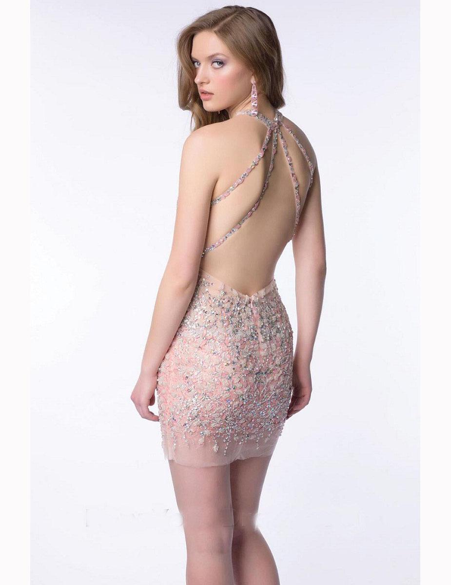 Cheap Short Tight Homecoming Dresses 2015