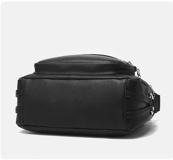 Image 4 - SMOOZA Brand Designer Women Messenger Bags Crossbody Soft Leather Shoulder Bag High Quality casual Women Bag Luxury Handbag-in Shoulder Bags from Luggage & Bags