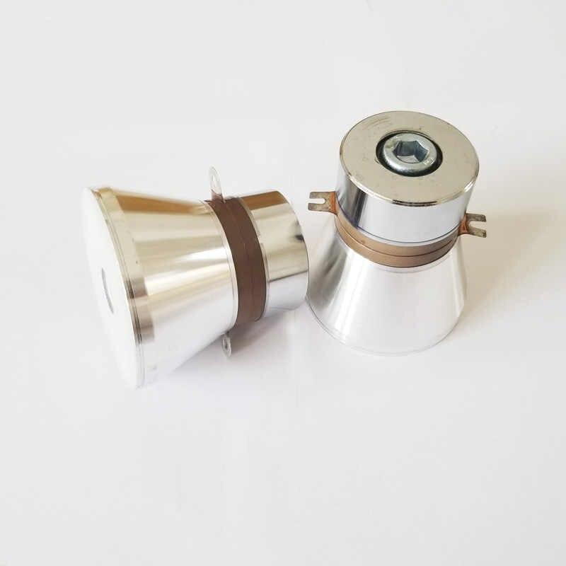 28 кГц/60 Вт датчик ультразвукового очистителя pzt-8, использование в ультразвуковой чистящей машине и мытье овощей преобразователя