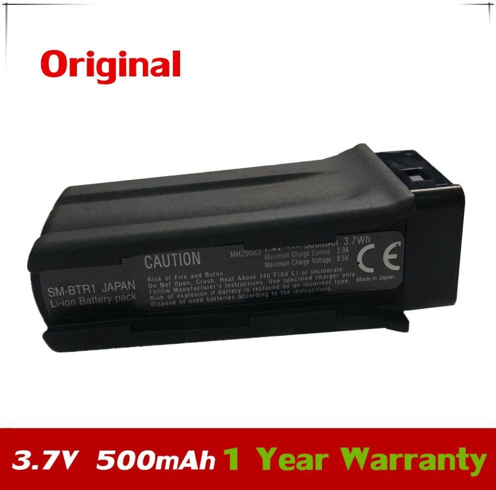 Bateria 3.7v 500mah original SM-BTR1 para shimano dura-ace di2 e-tubo SM-BTR1 mudar-preto para ultegra