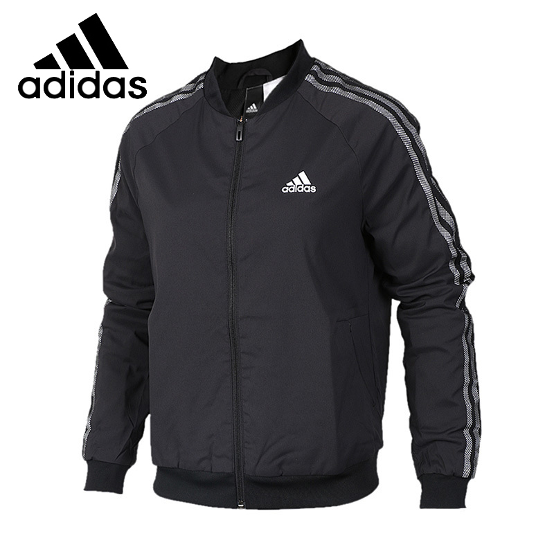 ADIDAS Original New Arrival Cotton Womens Jacket Breathable Quick-drying Outdoor For Women#BQ0908 adidas original new arrival boost womens running shoes breathable outdoor waterproof sneakers for women b44500