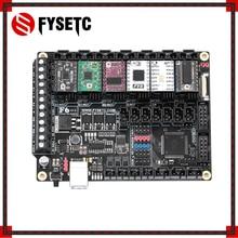 FYSETC F6 V1.3 доска все-в-одном Электроника решение материнской платы + 6 шт. TMC2100/TMC2208/TMC2130 /DRV8825/S109/LV8729/A4988/ST820