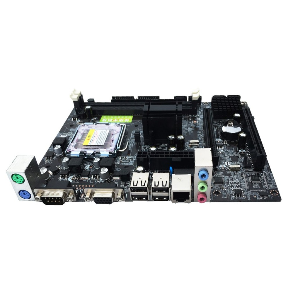 Professional Gigabyte Motherboard G41 Desktop Computer Ddr3 Memory Lga 775 Support Dual Core Quad Cpu