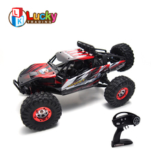 Professional High Speed 1:12 Brushless Motor 2.4G rc Electric Car Remote Control Car Buggy 4 Wheels Drive Radio Control Toy ps2 handle remote control car tank control system control board motor drive module android app bluetooth 4 0