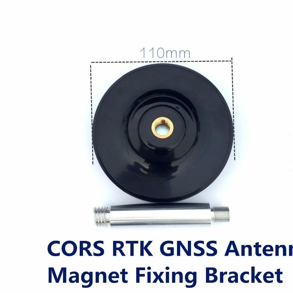 GNSS antena imán soporte de montaje para TOPGNSS, GN-G serie GNSS RTK de alta precisión tipo de medición, tipo de temporización antena GPS.