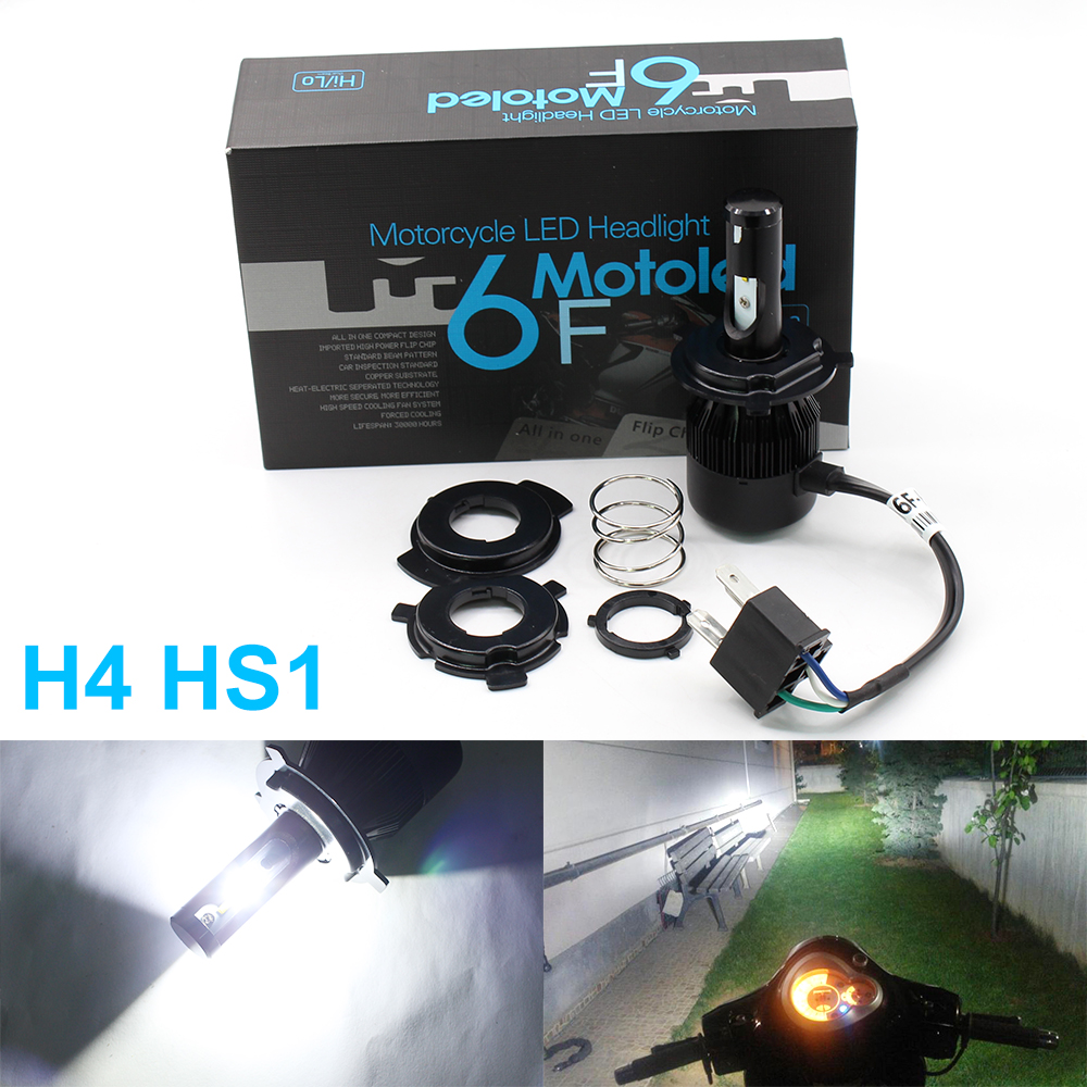 SO.K motorcycle H4 H7 H1 H11 H13 H3 9005 Car LED Headlight Bulbs Fog Light 6500K nighteye led car headlight bulbs 9005 hb3 9006hb4 9012 h4 9003 h7 h11 h13 000lm 50 set 6500k car fog light bulb car light source
