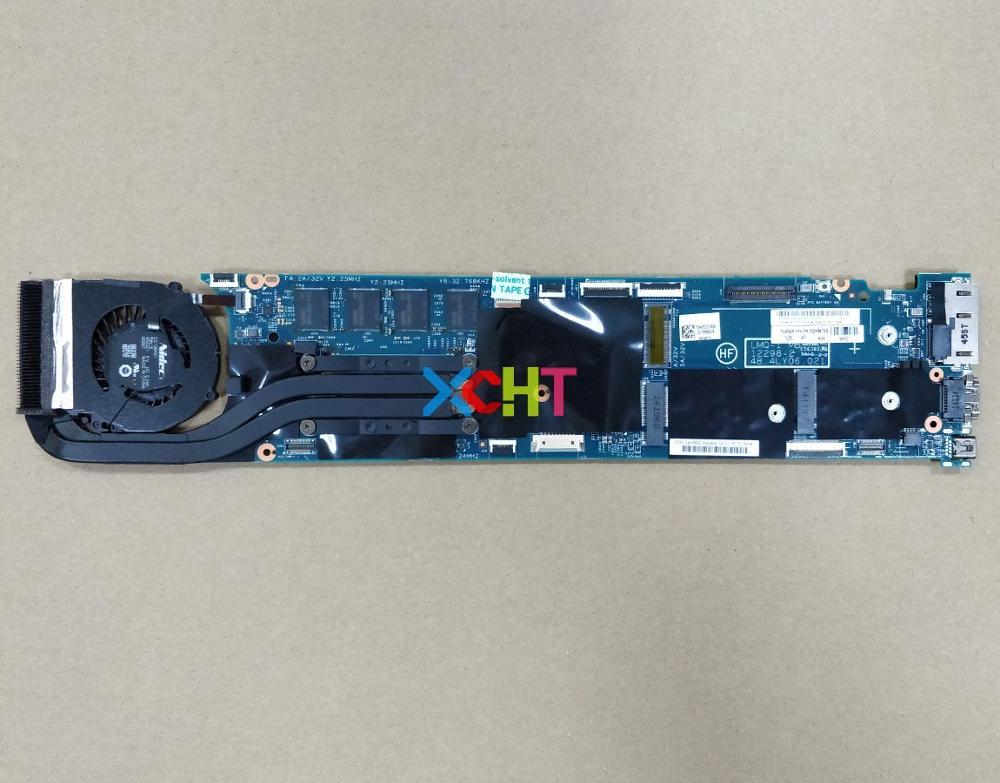 עבור Lenovo ThinkPad X1 פחמן Gen 2 FRU PN: 00HN755 SR1ED I5-4300U 12298-2 48.4LY06.021 מחשב נייד האם Mainboard נבדק