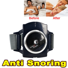 New Smart Snore Stopper Device Stop Snoring Wristband Watch Anti Snoring Sleeping Aid Biosensor Snore-ceasing Equipment