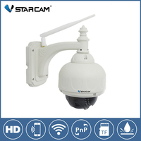 Vstarcam C7833WIP p2p屋外ワイヤレスwifi ipカメラ1mp hd 720 p監視カメラでパン/チルトサポートiphone ios/アンドロイド