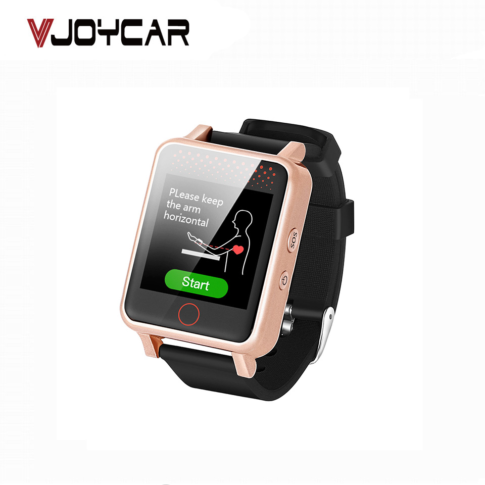Smart Watch GPS Tracker Phone For Elderly With Heart Beat Blood Press LBS GPS WiFi SMS Locator FREE Tracking App & Web Platform