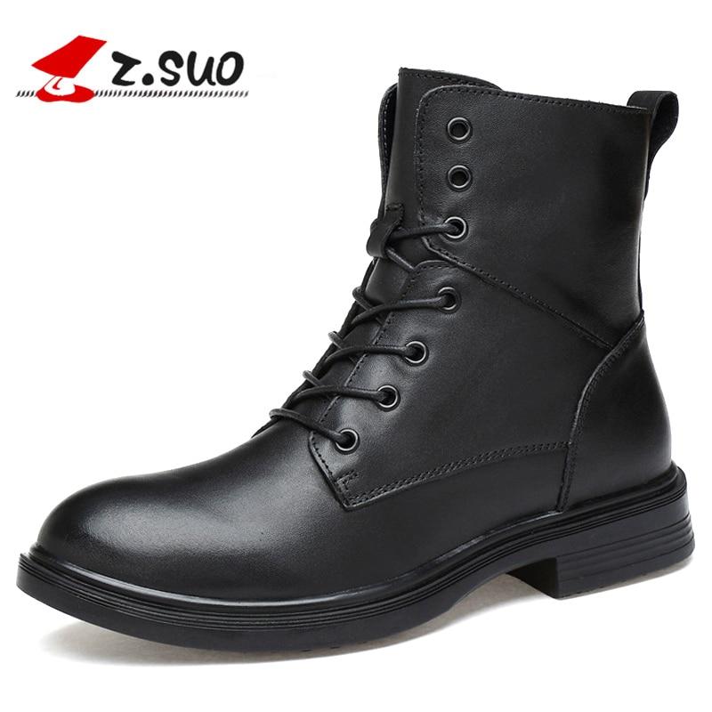 25164400e7858d Grande Homme Moto À Vêtements En Fur Lacets black Confortable Botas De  Bottes mollet Mi 36 With Cuir ...