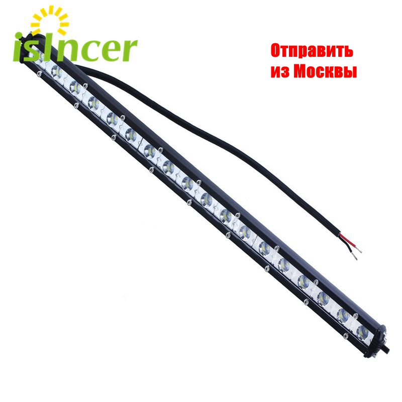 19 inch 54W with Cree Chip LED Work Light Bar Car LED Driving font b Lamp