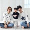 2017 nova primavera coreano mãe pai do bebê camisolas hoodies casais clothing mãe e filha roupas combinando