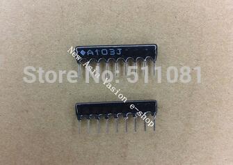 5 pieces Resistor Networks /& Arrays 1.2K OHM 5/%