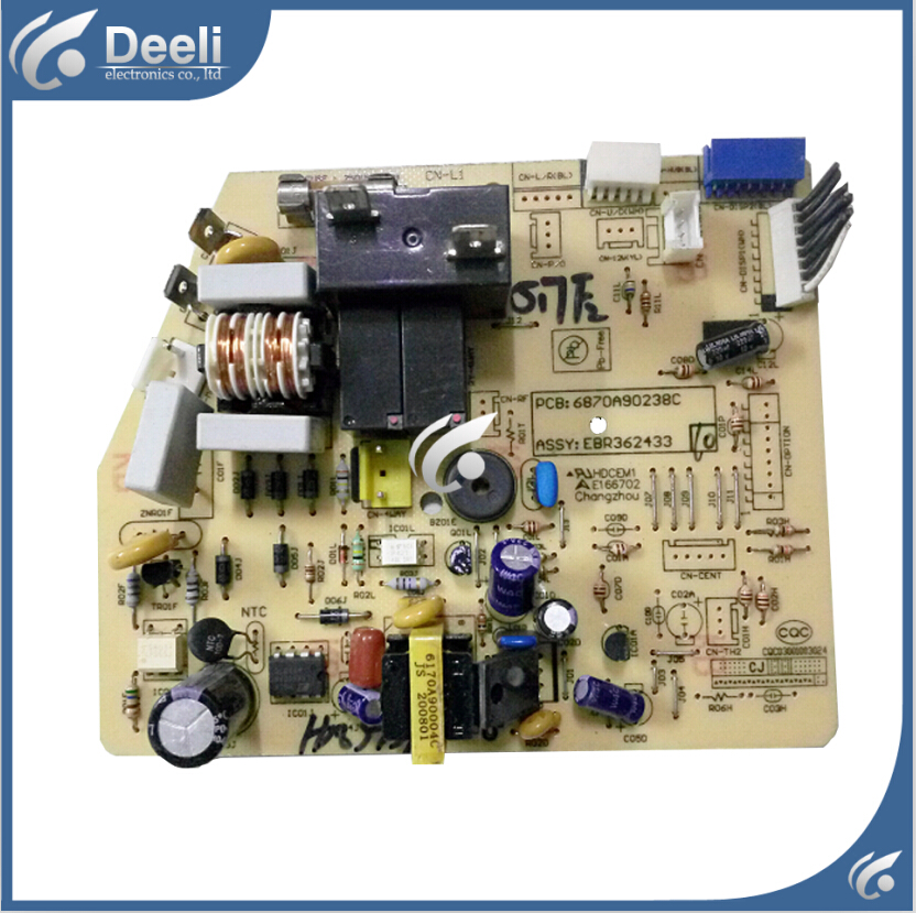 95% new good working for air conditioning computer board 6870A90238C control board on sale 95% new good working for lg air conditioning computer board 6871a20445p 6870a90162a ls j2310hk j261 control board on sale