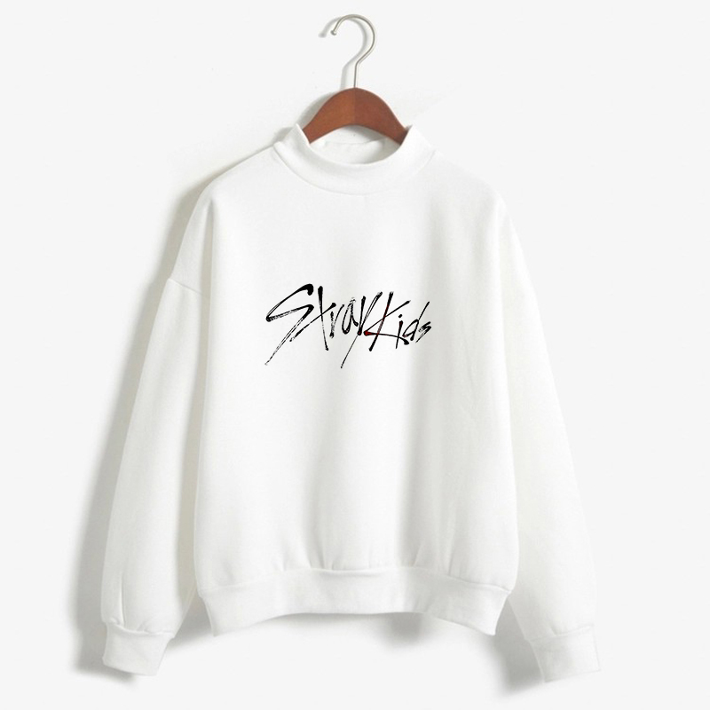 2019 Harajuku Hoodie Kpop Blackpink Letter Printed Long Sleeve Tops Pullover Women Blink Fans Gifts Hoodies Sweatshirts Clothes in Hoodies amp Sweatshirts from Women 39 s Clothing