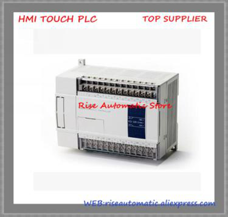 New Original XC2-32R-C PLC DC24V 18point NPN input 14point relay output 3COM+ programming cable&